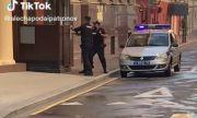 Полицай в Москва сложи край на живота си (ВИДЕО)