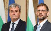 Пламен Йорданов и Александър Петков са новоназначени като зам.-министри на отбраната