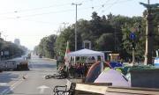 Променени автобусни маршрути заради блокираните кръстовища