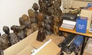 Божков регистрирал само 212 от 3385 открити от прокуратурата антики