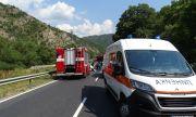 Млад водач загина край Котел, врязвайки се в камион