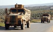 Ердоган плаши с война в Идлиб