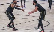 ЛеБрон Джеймс поведе Лейкърс към триумф срещу Хюстън