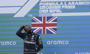 Хамилтън иска нов едногодишен договор с Mercedes