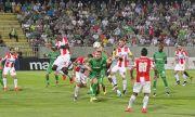 Цървена звезда респектира Лудогорец с 4 гола