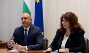 Румен Радев: България трябва да укрепва връзката си с творци, пренесли българското слово