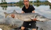 Млад рибар от Перник с рекорден улов
