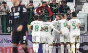 Сасуоло шокира Ювентус насред Торино с гол в 94'