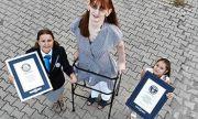 Най-високите мъж и жена в света са от Турция (ВИДЕО)