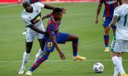 Ансу Фати: Играя заедно с най-добрите