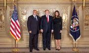 Ще поиска ли Тръмп от Борисов US военна база на брега на Черно море