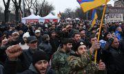 Арменският премиер обеща предсрочни избори