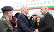 Борисов коментира извънредната ситуация със самолета му и коронавируса