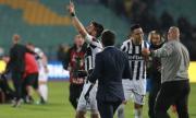 Локомотив Пловдив взе своето срещу Етър