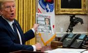 Тръмп обяви война на социалните мрежи