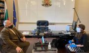 Борисов се срещна с Херо Мустафа