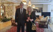 Грета Ганчева официално взе руски паспорт (СНИМКИ)