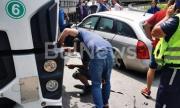 Тежка катастрофа с ТИР блокира