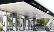 Hyundai строи нови зарядни станции с вдъхновение от Формула 1
