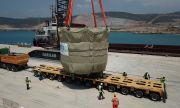 """Турците строят с усилени темпове АЕЦ """"Аккую"""""""