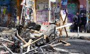 Напрежение в Берлин! Тежки сблъсъци между полиция и леви радикали