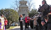 Вицепрезидентът почете загиналите медици в Руско-турската освободителна война