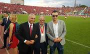 На кои футболисти се възхищава Димитър Бербатов?