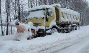 Спасиха бременна в 8-ия месец, блокирана в снега между Варна и Добрич