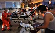 Най-малко 100 са жертвите на взрива в Бейрут