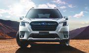 Ето го новото Subaru Forester