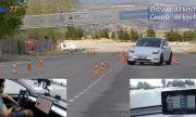 """Tesla Model Y показа забележителни резултати на """"лосовия тест"""" (ВИДЕО)"""