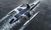 Автономният кораб-робот Mayflower потегли по море (ВИДЕО)
