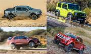 Осемте най-добри офроуд автомобила за 2020-а (ЧАСТ II)