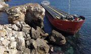 Държавата ще действа, ако няма реакция на собственика на заседналия кораб