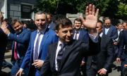 Зеленски няма да преговаря с Русия