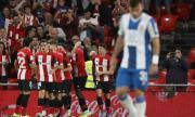 Шестима от Атлетик Билбао са болни от COVID-19