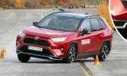 Нов провал за Toyota RAV4 в лосовия тест (ВИДЕО)