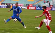 Футболист на Левски с гневен пост във Фейсбук
