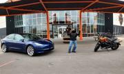 Електрическият Harley-Davidson се оказа по-бърз от Tesla Model 3 (ВИДЕО)