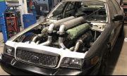 Този Ford получи 27-литров V12 с две турбини (ВИДЕО)