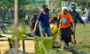Огромен ужас в Индонезия