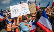 Големи протести във Франция