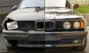 Върнаха към живот най-жалкото BMW 5er в Русия и го продават за 1 рубла (ВИДЕО)