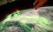 Астронавт направи зашеметяваща СНИМКА на полярното сияние