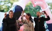 Три жени променят Беларус