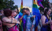 Автомобил се вряза в гей парад в Съединените щати