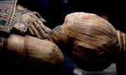 Необичайна находка в египетска мумия на дете (СНИМКА)