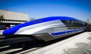 Китайците построиха най-бързия влак в света, който се движи с 600 км/ч