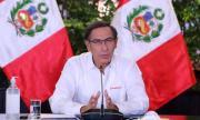 Президентът на Перу търси референдум