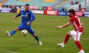 Симеон Славчев поднови тренировки с Левски